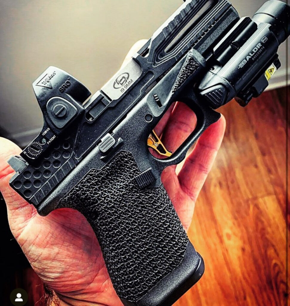 glock grip stippling services in buffalo ny